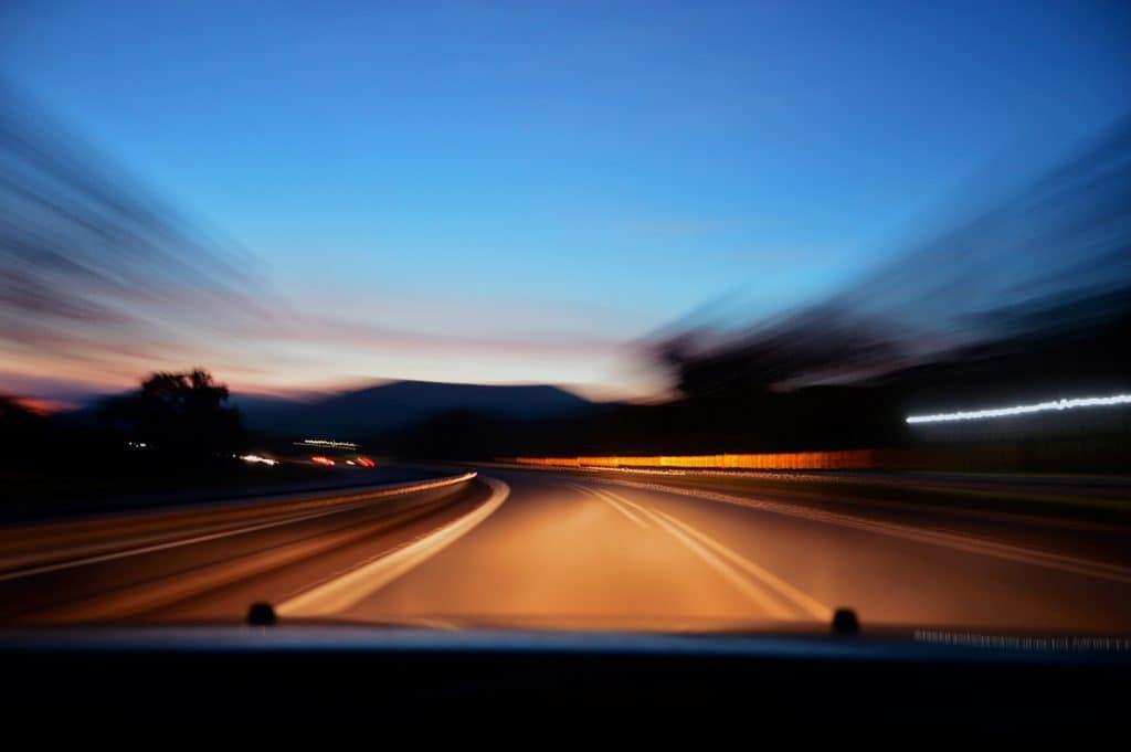 """עו""""ד נהיגה במהירות מופרזת"""