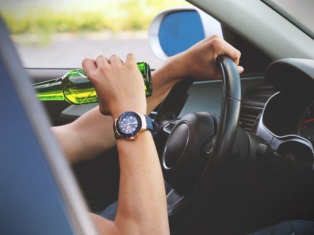מאסר בגין נהיגה בשכרות