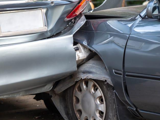כתב אישום בגין מעורבות בתאונת דרכים